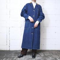 Lee Corduroy Collar Denim Coat BL