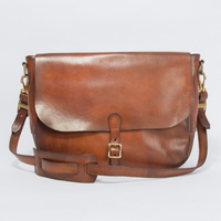 VASCO(ヴァスコ)-VS-248L   LEATHER POSTMAN SHOULDER BAG -LARGE