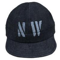 NorthNoName(ノースノーネーム)-WWⅡ CAP(INDIGO)