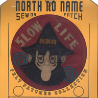 North No Name(ノースノーネーム)-FELT PATCH SLOW LIFE