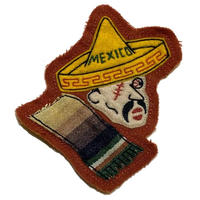 North No Name(ノースノーネーム)-FELT PATCH(MEXICO)