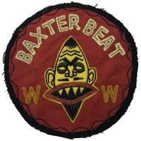 North No Name(ノースノーネーム)-FELT PATCH(BAXTER BEAT)
