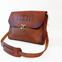 VASCO(ヴァスコ)-VS-258L LEATHER POST SHOULDER BAG( 5月入荷予定)