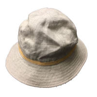 NorthNoName(ノースノーネーム)-LINEN HAT(BEIGE)