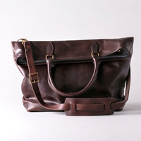 VASCO(ヴァスコ)-VS-244LS  LEATHER NELSON 2WAY BAG( 3月入荷予定)