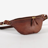 VASCO(ヴァスコ)-VS-242L  LEATHER WAIST BAG -SMALL(12月入荷予定)
