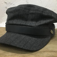 5WHISTLE(ファイブホイッスル) -FISHERMAN'S CAP(BLACK)