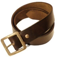 VASCO(ヴァスコ)-VS-602  LEATHER GARRISON BELT( 8月入荷予定)