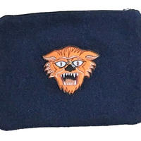 "NorthNoName(ノースノーネーム)- NNN PATCH PATERN ""TIGER"" POACH-LARGE(NAVY)"