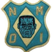 North No Name(ノースノーネーム)-FELT PATCH(FRANKEN)