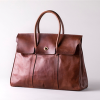 VASCO(ヴァスコ)-VS-270L  LEATHER SADDLE TOTE BAG( 11月入荷予定)