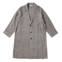 OLD JOE(オールドジョー) NARROW RAPEL DUSTER COAT(HERRINGBONE)