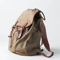 VASCO(ヴァスコ)-VS-204PⅡ  CANVAS×LEATHER AMRY RUCKSACK TYPEⅡ( 1月入荷予定)