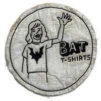 North No Name(ノースノーネーム)-FELT PATCH(BAT)