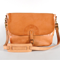 VASCO(ヴァスコ)-VS-248L   LEATHER POSTMAN SHOULDER BAG -LARGE(11月入荷予定)