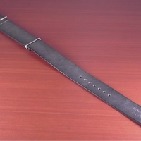 VASCO(ヴァスコ)-VSCC-640G10  LEATHER WATCH BAND -NATO G10( 1月入荷予定)