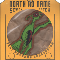 North No Name(ノースノーネーム)-FELT PATCH heasant