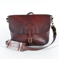 VASCO(ヴァスコ)-VS-247L   LEATHER POSTMAN SHOULDER BAG-REGULAR