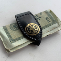 VASCO(ヴァスコ)-VSC-718C LEATHER GARRISON MONEY CLIP( 1月入荷予定)
