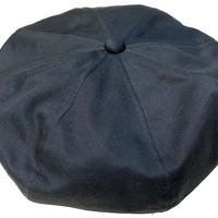 NorthNoName(ノースノーネーム)-COTTON BERET(BLACK)
