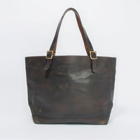 VASCO(ヴァスコ)-VS-264L    LEATHER TRAVEL TOTE BAG  -LARGE(11月入荷予定)