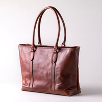 VASCO(ヴァスコ)-VS-263TL  LEATHER NELSON TOTE BAG( 4月入荷予定)