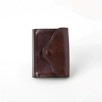 VASCO(ヴァスコ)-VSC-702   LEATHER VOYAGE POCKET WALLET( 1月入荷予定)