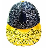 Crazy mixed up hat