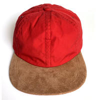 Washed 6 panel hat