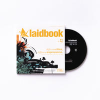 [CD] laidbook - laidbook12 different cities, different expressions.