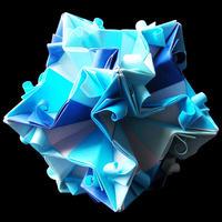 折り紙で作るくす玉の折り図「インペトゥス バリエーション  Vol.1」