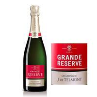 【シャンパン】フランス「グラン・レゼルブ・ブリュット」辛口 750ml ご自宅用 家飲み ホームパーティー 記念日(OG06-116156)