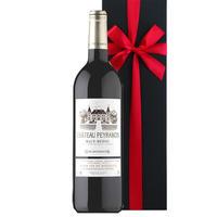 送料無料  赤ワインギフト フランス ボルドー メドック 「シャトー・ペイラボン」2012年 辛口 フルボディ 750ml  カベルネ・ソーヴィニョン(11BPEHM11C-w)