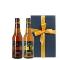 父の日【ビールギフト】 クラフトビール フランス 330ml 2本セット ジャンラン ブロンド アンバー 琥珀 地ビール 輸入ビール 飲み比べ 詰め合わせ セット プレゼント(OG96-750752)