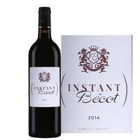 フランス 赤ワイン ボルドー サン・テミリオンAOCインスタント・ベコ 2014年 750ml