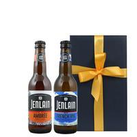 《ハロウィン》【ビールギフト】フランスのクラフトビール 330ml 2本セット「ジャンラン・フレンチIPA」「ジャンラン・アンバー」地ビール 飲み比べ 詰め合わせ(OG96-750752)