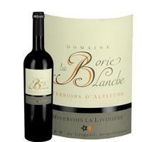 フランス 赤ワイン ラングドック AOPミネルヴォワ ラヴィニエール 2010年 ドメーヌ・ド・ラ・ボリ-・ブランシェ 「ル・テロワール・ダルティトゥード」 750ml