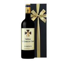 《父の日》【ワインギフト】フランス ボルドー 赤ワイン「シャトー・ラ・クロワ・デュ・カス」2015 750ml ワインギフト おしゃれ