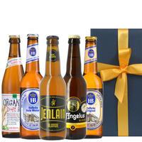 還暦祝い【ビールギフト】クラフトビール フランス 330ml 5本セット 「ランジェルス」「ジャンラン」「ホフブロイ」「ピンカス」オーガニック ビオ BIO 飲み比べ(OG96-BGFHJM)