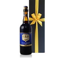 ◆送料無料◆【ビールギフト】ベルギー産 クラフトビール「シメイ ブルー グランドレザーブ」750ml  御礼 お祝い 誕生日プレゼント(OG96-110750A)