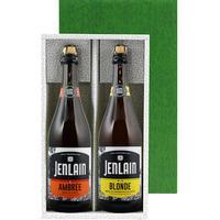 《お中元・夏ギフト》【ビールギフト】フランスのクラフトビール2本セット 750ml ジャンラン ブロンド アンバー 地ビール 海外ビール 輸入ビール 飲み比べ(OG96-750751)