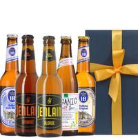 《父の日》【ビールギフト】クラフトビール フランス 330ml 5本セット 「ランジェルス」「ジャンラン」「ホフブロイ」「ピンカス」オーガニック ビオ BIO 飲み比べ