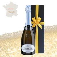 母の日ギフト 送料無料 スパークリングワイン ギフト ソミュール フランス SAUMUR ロワール ブリュット 750ml  ギフトラッピング付 熨斗可(OG15-JASAUM)