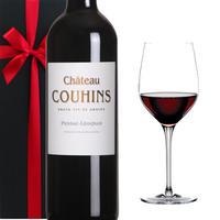 母の日 プレゼント 送料無料 赤ワイン ギフト フランス ボルドー シャトー・クーアン ルージュ CHATEAU COUHINS  2016 750ml 誕生日(11BCCBL6C0-w)