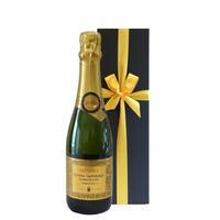 フランス スパークリングワイン「キュヴェ・インペリアル・トラディション」コート・デュ・ローヌ、AOCクレレット・ド・ディ ジャイアンス  375ml(OG95-H09820)