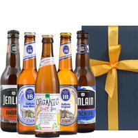 《敬老の日》【ビールギフト】クラフトビール フランス 330ml 5本セット 「ジャンラン」「ホフブロイ」「ピンカス」オーガニック ビオ BIO 飲み比べ(OG96-BGFHJM)