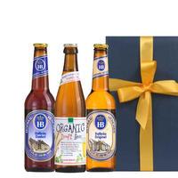 ◆送料無料◆《父の日》【ビールギフト】ドイツビール 飲み比べ 330ml×3本 詰め合わせギフトセット 地ビール オーガニックビール含む(OG96-BGHKOR)