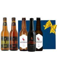 夏ギフト ビールギフト クラフトビール フランス 330ml 5本セット ブロンド アンバー IPA オーガニック ビオ BIO 地ビール 海外ビール 飲み比べ プレゼント(OG96-JLMOB15)