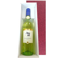 【送料無料】ドイツ 白ワイン ゲヴュルツトラミネール 2014年 ギフト箱入り やや甘口