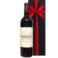 《お中元2021》【ワインギフト】フランス ボルドー産の赤ワイン「シャトー・オルム・ド・ペズ」2012年(11BOPSE2C0-w)